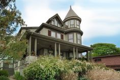 In 1883, this beautiful Queen Anne Victorian with Eastlake influence was built across from Swampscott Harbor in Massachusetts, using very high quality materials and workmanship.  Through the years, the house has been very lovingly and thoughtfully maintained, and today it awaits its next owner who will bask in the unobstructed, panoramic ocean views and relish living among museum quality features that are reminders of years gone by.