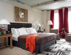 Cool Ivory Bedroom