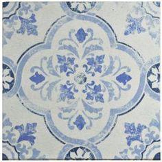 Merola Tile Klinker Alcazar Celosia 12-3/4 in. x 12-3/4 in. Ceramic Floor and Wall Quarry Tile-FGAKAL2 - The Home Depot