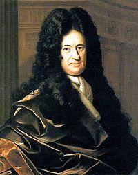 Gottfried Wilhelm Leibniz  nacido el   1 de julio de 1646 en Leipzig y muerto 14 de noviembre de 1716 en Hannover.  Gottfried Wilhelm Leibniz fue un filósofo, científico, matemático, diplomático, físico, historiador y bibliotecario alemán. En 1672 Leibniz construyó una máquina calculadora, que podía multiplicar, dividir y extraer la raíz cuadrada. Entre los años 1672 y 1676, desarrolló los fundamentos del cálculo infinitesimal.