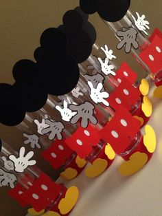 Tubete Mickey | Bouthique da Festa | Elo7