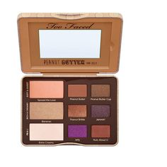 'Peanut Butter And Jelly' eye shadow palette 11g