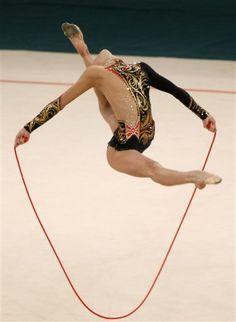 UKRAINE WORLD CUP #rope #rhythmic #gymnastics