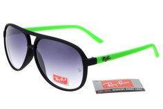 Ray-Ban Cat 8975 Black Green Frame Gray Lens RB61 [RB106] - $25.88 : Top Ray-Ban® And Oakley® Sunglasses Online Sale Store- Save Up To 85% Off