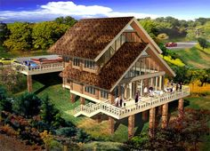Philippine architecture | THE TERRACES@HIGHLANDS POINTE TAYTAY RIZAL-HOUSE & LOT AND LOT ONLY ...