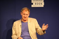 """""""Literature celebrates what we have, remembers what we've lost and serves as a warning for the future."""" Andrew Motion speaking at the Edinburgh International Book Festival 2012."""