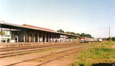 Oswaldo Cruz -- Estações Ferroviárias do Estado de São Paulo
