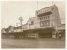 Enmore Theatre, c. 1920s, by Sam Hood | Flickr - Photo Sharing!
