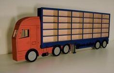 Car toy shelf storage 20-25 pocket red-blue Toy Shelves, A Shelf, Orange Color, Red And Blue, Pocket, Toys, Simple, Car, Automobile
