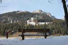 Eine schöne kleine Winterwanderung bei Bayrischzell beschreiben wir in unserem Wanderblog!