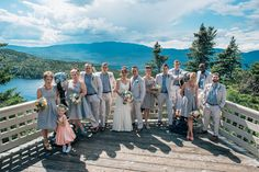 Loon Mountain Wedding With Janna And Mike