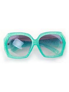 dd5f6cad34 Turquoise Fashion Sunglasses Turquoise Fashion