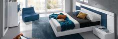 Dormitorios de matrimonio de diseño moderno