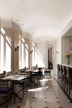 Burberry открыл в Лондоне свое первое кафе (фото 4)