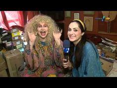 SuperPop: Francine Piaia invade o lar de Elke Maravilha