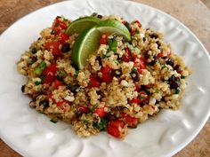 Add more quinoa to your diet with these tips and a recipe for Chipotle-Quinoa Salad With Black Beans, Corn and Cilantro.