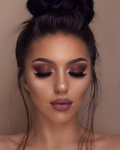 36 Popular Simple Smokey Eyes Makeup Ideas