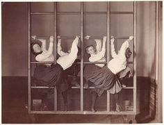 gymnastics training-boston 1893
