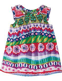 Hanna Anderson-Sun Fun Baby Dress