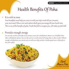 Health Benefits Of Poha #AluPoha #NylonPoha #MaizePoha #DehradunBasmatiPoha #SudamaRajbhogPoha  W:http://www.dipakfoods.com/ M:9825494546
