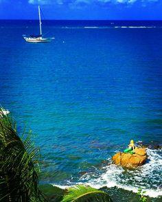 Siren of the Sea #honduras #caribbeanlife #caribbean #westend #roatanhonduras #mermaid #beach #ocean #art #scenic #sculpture #roatanisland #sailing #sailboat #sailboats #skyporn #diving #scuba #snorkeling #statue #nautical by h2o.dog