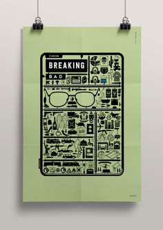 Breaking Bad Shortology Kit on Behance