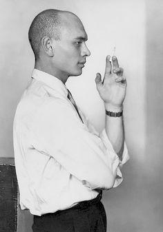 Yul Brynner, 1940s.