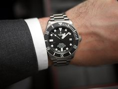 Baselworld 2015 - The Tudor Pelagos 2015