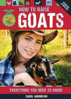 Whether you want to raise a dairy barn full of milkers, one hundred meat goats for market, a herd of Angoras for mohair fiber, or a few Pygmies as pets, this book is for you. Expert, hands-on advice m