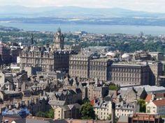 Conheça a cidade de Edimburgo - Escócia  |    Saiba mais ✈ http://vejapixel.co/1w0q296