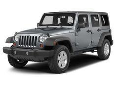 New 2014 Jeep Wrangler Unlimited For Sale | Thomson GA
