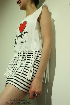 2014 Trends, T Shirt Diy, Diy Clothing, Spring 2014, York, Party, Projects, Photos, How To Wear