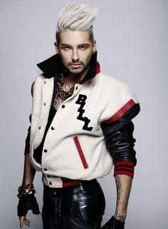 Tokio Hotel, Bill Kaulitz.