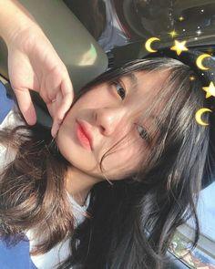 cho xin cái ff ik a :< Ulzzang Korean Girl, Cute Korean Girl, Ulzzang Couple, Asian Girl, Korean Aesthetic, Aesthetic Girl, Selfie Poses, Selfies, Cute Girl Photo