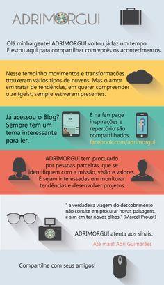 E-mail Marketing. Por: Adri Guimarães - arte e texto.