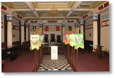 Masonic Lodge Liverpool