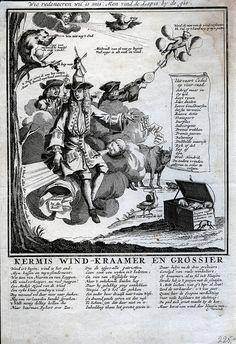 The mechanics of the 1720s schemes