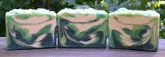 Hot process soap made with fluid batter