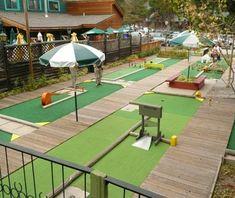 Wackiest Mini-Golf Courses: Lilliput Mini Golf, Grand Lake, CO