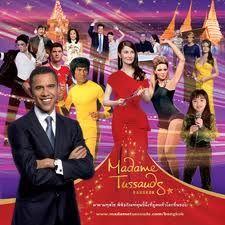 Bangkok Tour Package + Madame Tussauds Bangkok