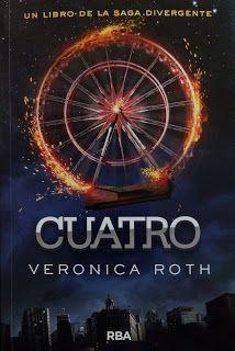 Soñando entre lecturas: RESEÑA: Cuatro - Veronica Roth