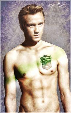 Draco Malfoy by ~chouette-e on deviantART (Tom Felton, Harry Potter Fanart)