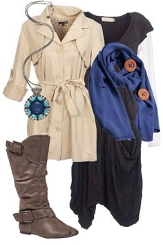 Getting outfit ideas for Oregon! I have to start preparing now