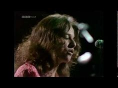 Carole King - It's Too Late(1971) with Guitar solo Danny Kootch - YouTube <3