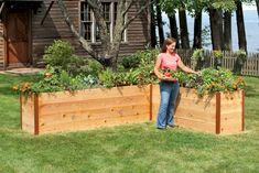 Pflanzkasten aus Holz - Schöne Pflanzenbehälter als Dekoartikel