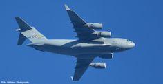 US Air Force C17 Cargo Jet