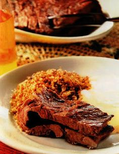 "Flavors of Brazil: RECIPE - Make your own ""carne de sol"""