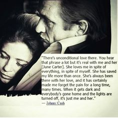 I want a love like Johnny and June.  #johnnycash #junecartercash