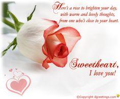 Dgreetings      Aww.......so romantic......<3