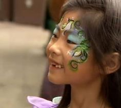 Fairy Face Painting Product | Disneyland Fairy Face Painting